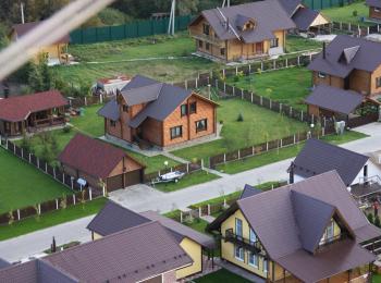 Коттеджный поселок Славенка
